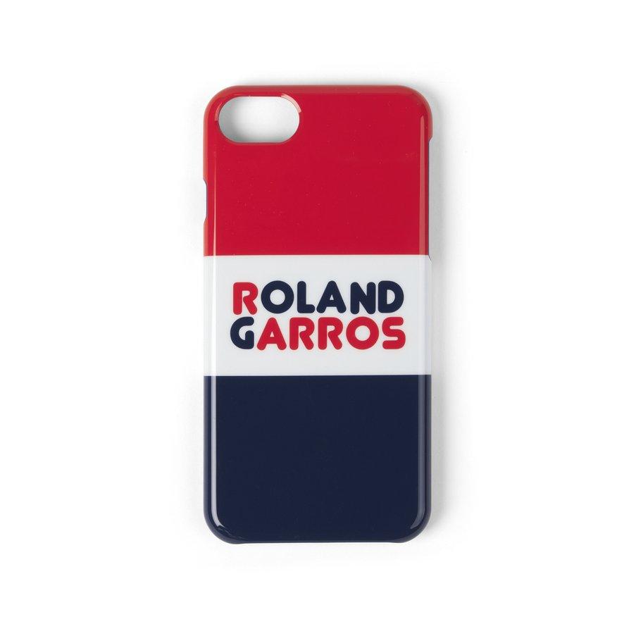 Coque Iphone Color Block 6/6S/7/8 Roland-Garros - multicolore